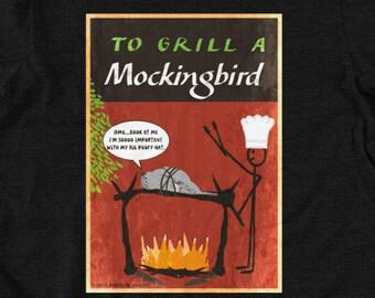 Book T-Shirt (Unisex Tee)