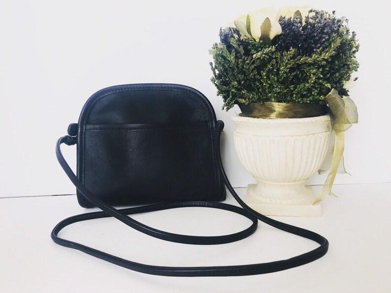 45e4136f2 Vintage Coach Purse Coach Abbie Bag Crossbody Handbag Made   Etsy