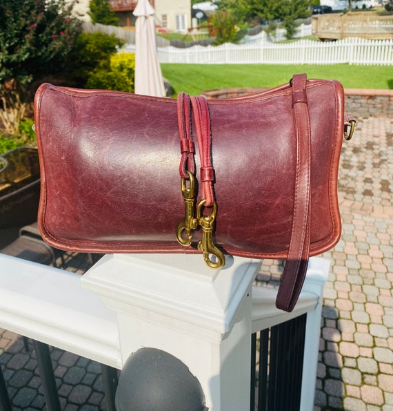 Bonnie Cashin Vintage Coach Basic Handbag, Coach P