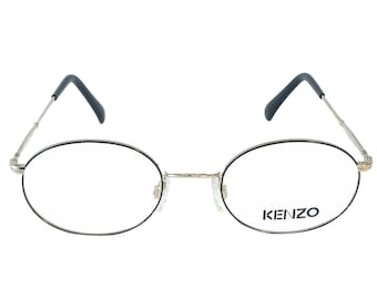 f36a97cba65 Kenzo Eyeglasses KE8904 BK Black 49-20-140 Made in Japan