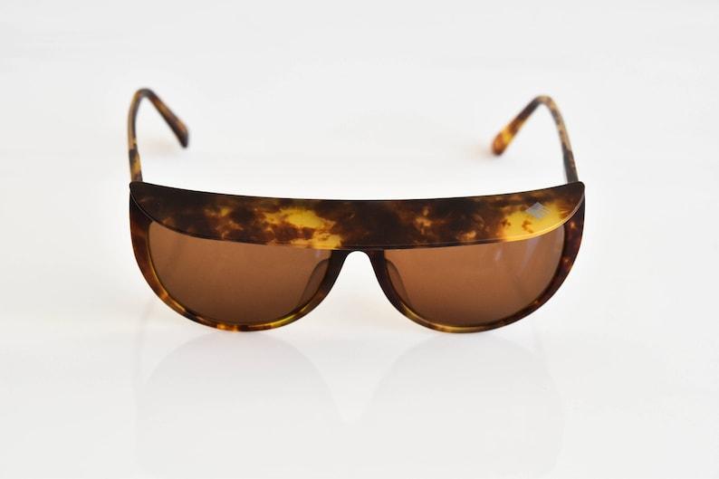 79fff9f63899 Verri Visor Vintage Golf Sport Sunglasses 9801 Col.3 Size image 0 ...