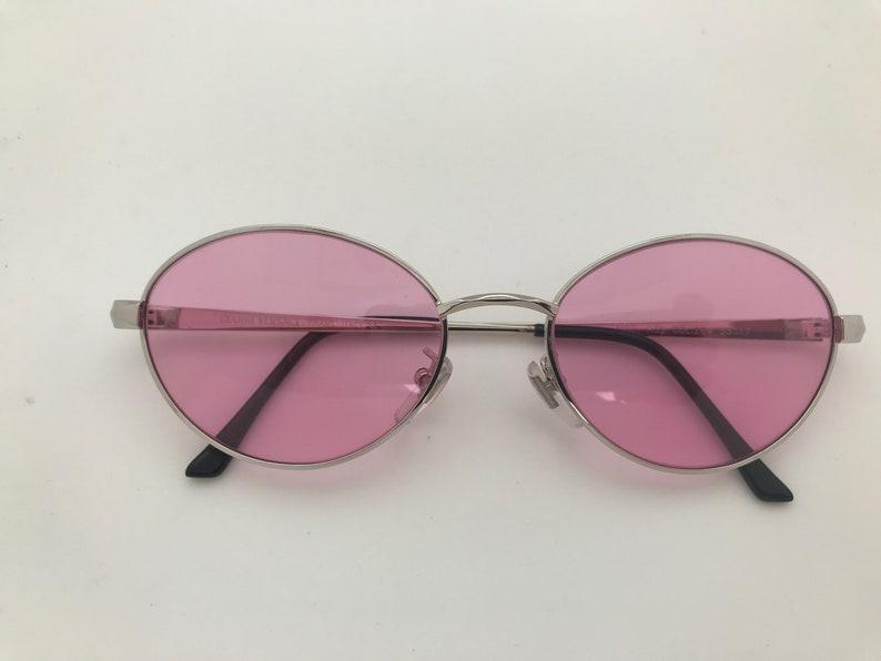 9e0c98a6fd Gianni Versace Sunglasses Pink Mod. H32 53-17-132 Made in