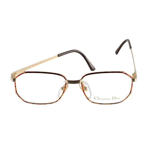 47dd9bc370a8f6 Christian Dior lunettes de vue CD 2695 colonel 41 53-17-130   Etsy