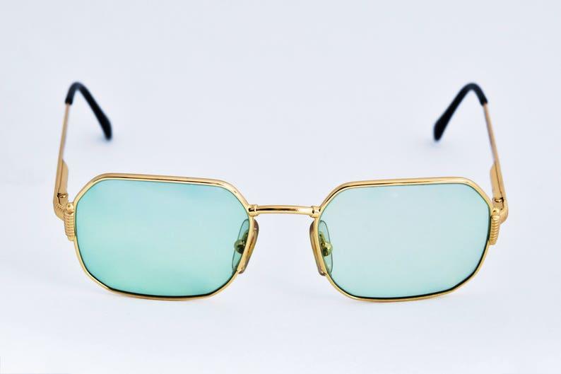 c09e57837b8 GianFranco Ferre Sunglasses GFF 261 NK3 Green Lens 50-18-130