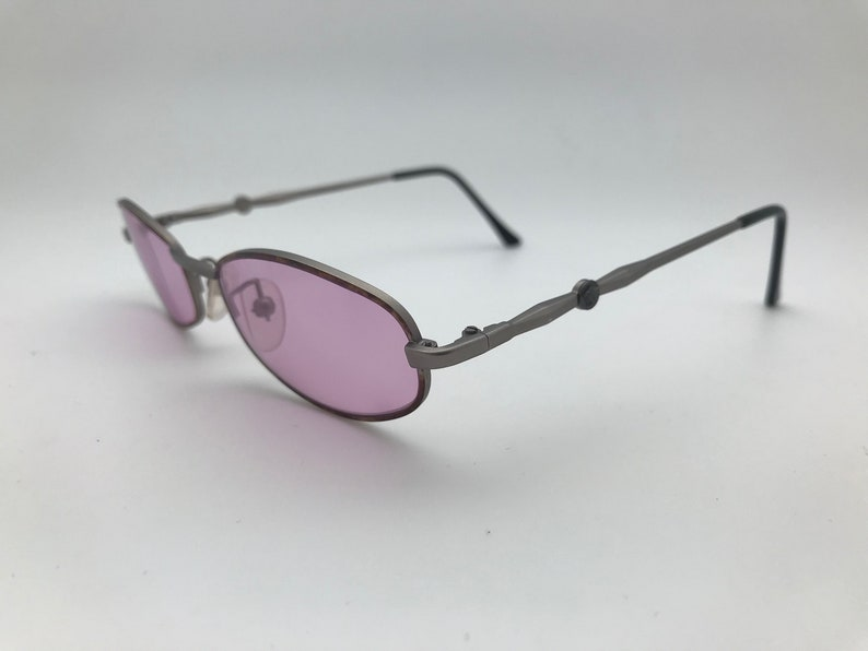 0039a612a5 Versace Sunglasses Pink Mod. G89 51-18-134 Made in Italy