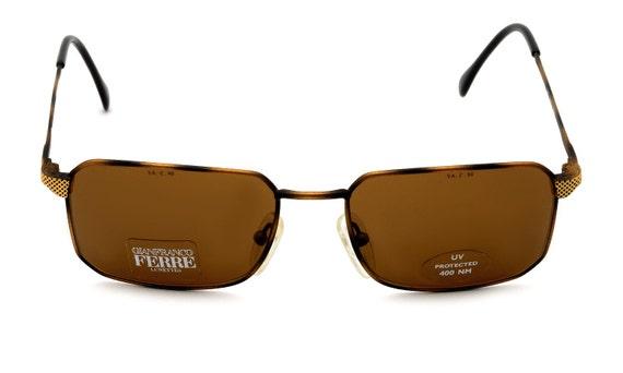 ab28c5a4bd9 Gianfranco Ferre Sunglasses GFF 94 S 09N Brown Tortoise