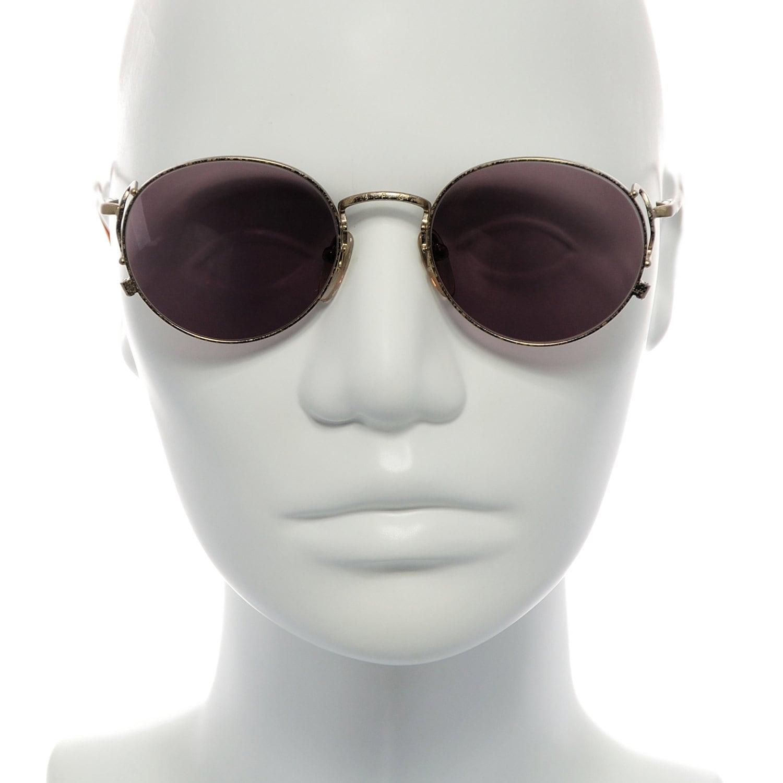 Jean Paul Gaultier gafas de sol 55-3178 Col. 3 50-20-135 hecha