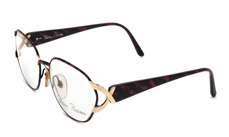 Paloma Picasso lentes 3717 44 negro tortuga rosa 59-18-135