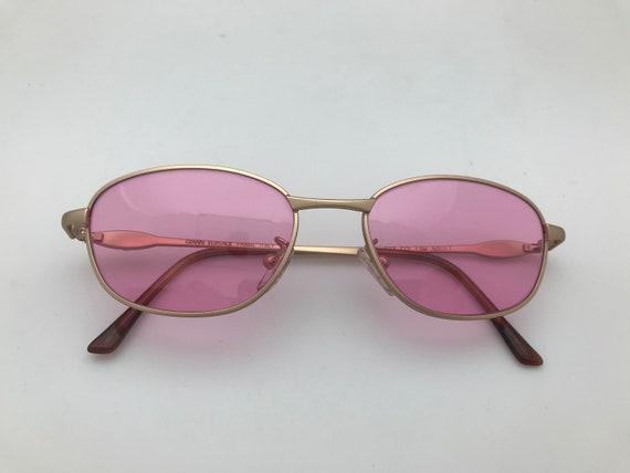 Gianni Versace Sunglasses Pink Mod. G73 50-17-130 - image 3
