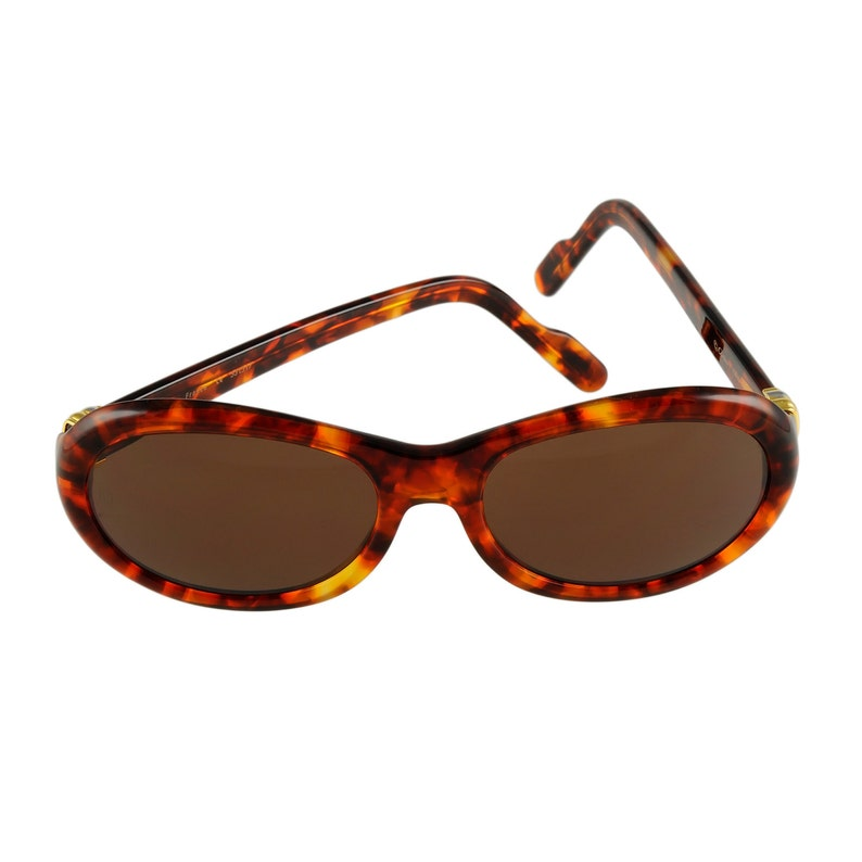 b65a87b75d18 Vintage Cartier Sunglasses Tortoise 135 2304276 53-17 Made in