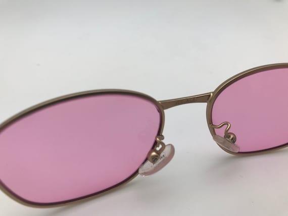 Gianni Versace Sunglasses Pink Mod. G73 50-17-130 - image 5