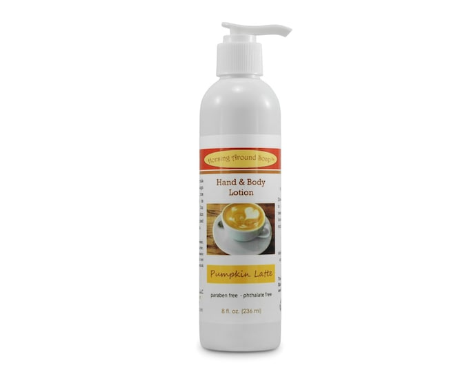 Handmade Creamy Mango Butter Hand and Body Lotion