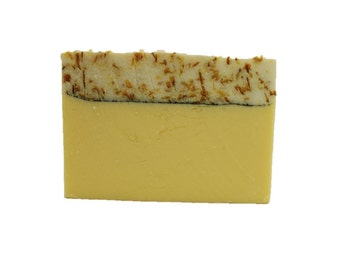 Orange Calendula Bar Soap