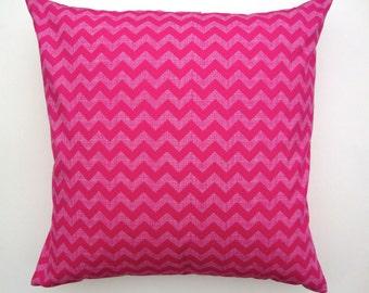 Chevron Pillow Cover