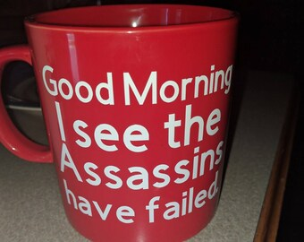 Coffee Cup 20oz with Funny Saying