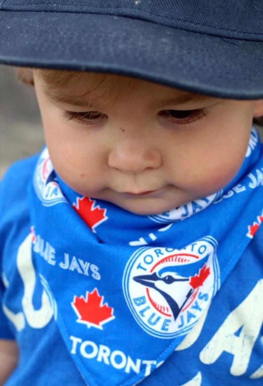 best sneakers 9382c eb417 Toronto Blue Jays | Blue Jays Baby Bib | Blue Jays Bibdana | Baseball Baby  Bib | Baby Boy Bib | Teething Bib | Drool Bib | Dribble Bib