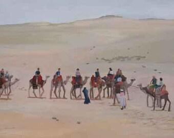 Camel Jam, Cairo, Egypt.