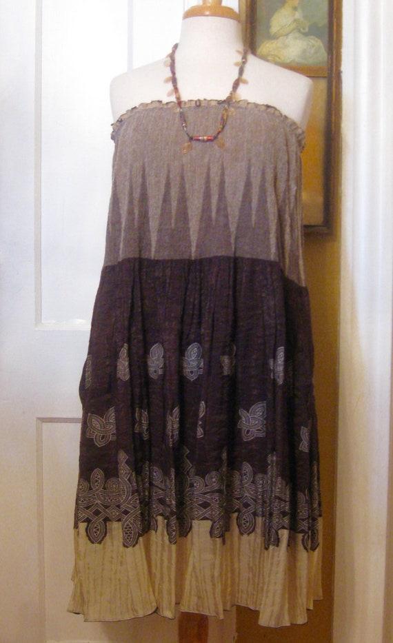 Boho Skirt or Dress
