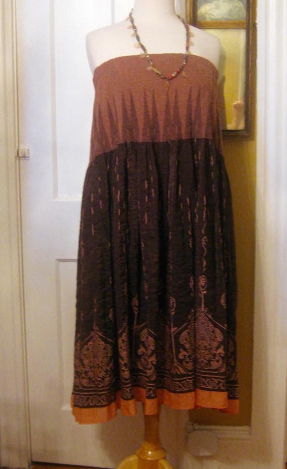 Boho Skirt/Dress