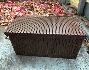 Industrial Metal Storage Box