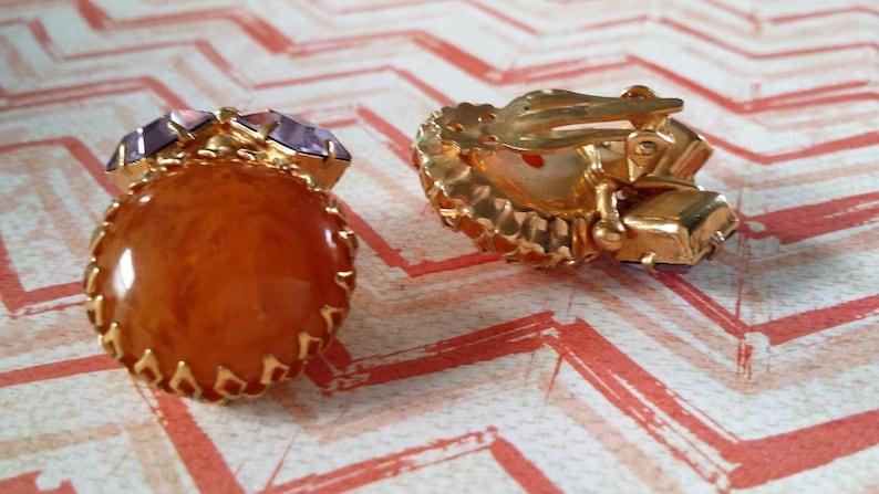 851fecf61ecd FABULOSO huevo yema Parure collar pulsera aretes dorado