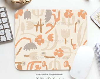 Matisse Floral Mouse Pad Flower Mouse Pad Floral Mouse Pad Office Mouse Pad Personalized Mouse Pad Desk Mouse Pad Round Mouse Pad 164.