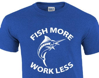d7358fa4684c Marlin fishing shirt