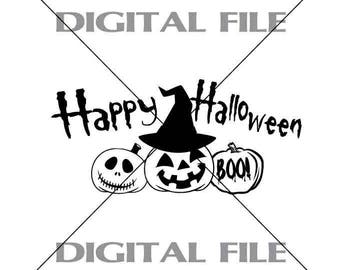 Get Halloween Cutting File Kwd102B PNG