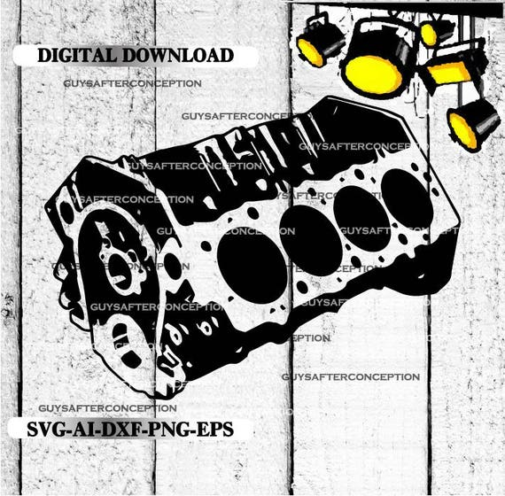 papercraft v8 engine diagram simple wiring diagrams engine block vector images svg files digital cutting files ai v8 engine internal diagram papercraft v8 engine diagram