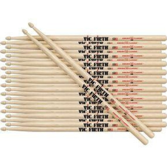 Vic Firth American Classic Drum Stick 2B 2B