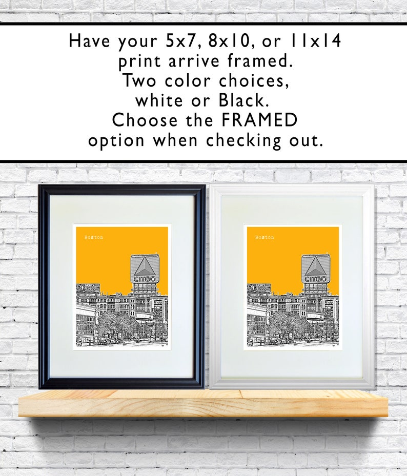 La Crosse Wisconsin Poster Print Art  Skyline Version 1 Downtown WI Item T2977