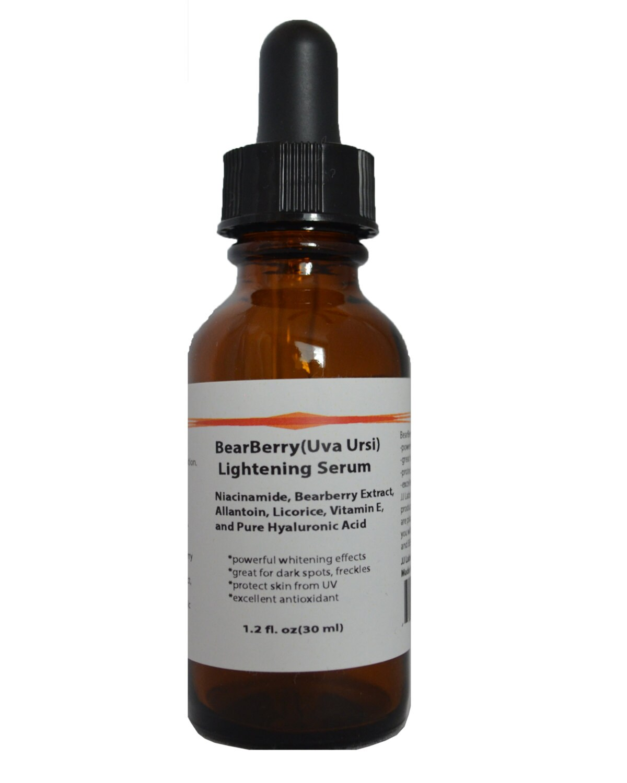 Bearberry Uva Ursi Powerful Lightening Serum For Melasma Etsy 50