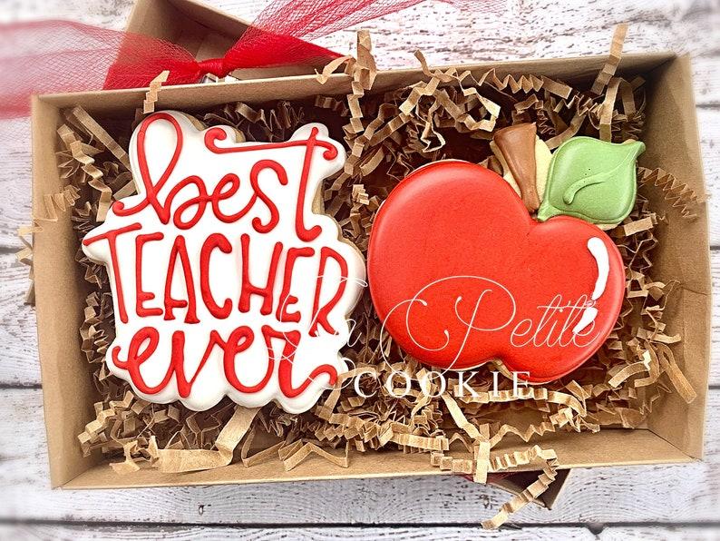 Teacher Appreciation / Best Teacher Ever/ First day of School image 0