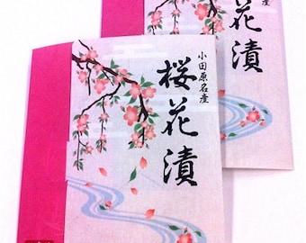 Salt Pickled Sakura Cherry Blossoms, 30g (1001147)