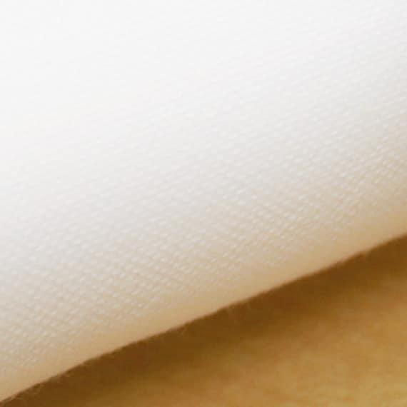Plain White Tenugui Cloth ready for Hand-dyeing