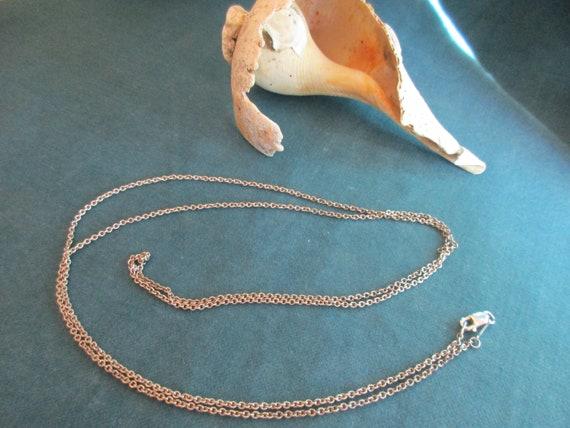 ELSA PERETTI  Vintage Sterling Necklace