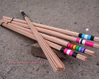 BDSM Cane Bundle ~ Caning Spanking WarmUp Whisk ~ Choice of Handle Color