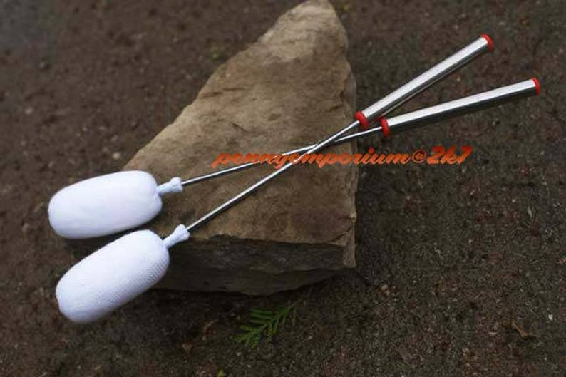 Fire Wand / Fire Torch for Fleshing & Cupping Massage Set of image 0