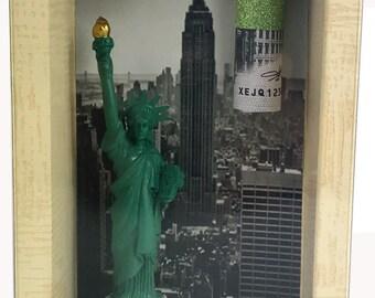 Geldgeschenk New York Etsy