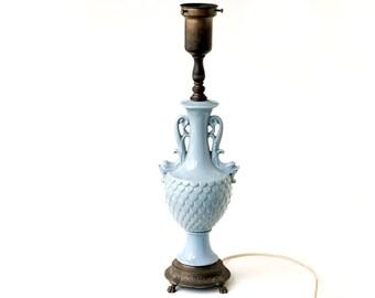 Victorian Lamp Vintage Antique