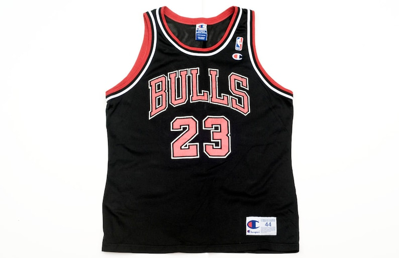 separation shoes d0442 524e3 Michael Jordan Sports Basketball Jersey Vintage Retro 80's 90's