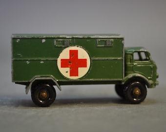 Matchbox Lesney Regular Wheels  No.63A Ford Service Ambulance