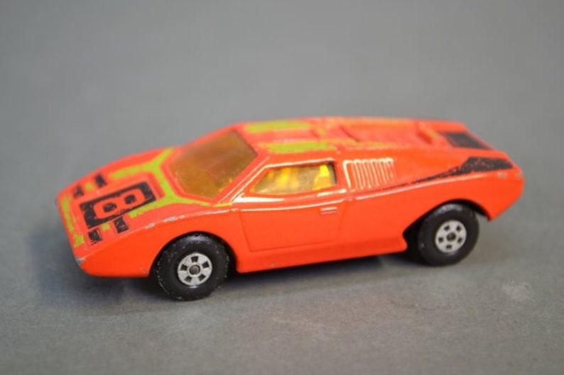 Matchbox Lesney Superfast No 27e Lamborghini Countach Etsy