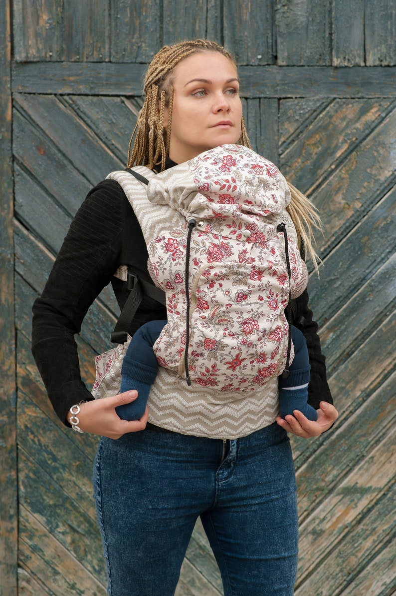 d3c8913c47c Baby Sling Carrier Ergo 360 Adjustable Baby Carrier Ergo