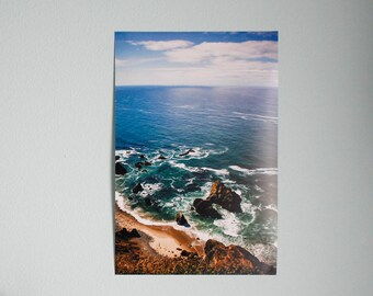 Oregon Coast - 12x18 Poster, Pacific Northwest, Oregon photography