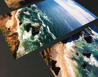 3pack - Ocean Coast - Roads End - Lincoln City Oregon - Photography