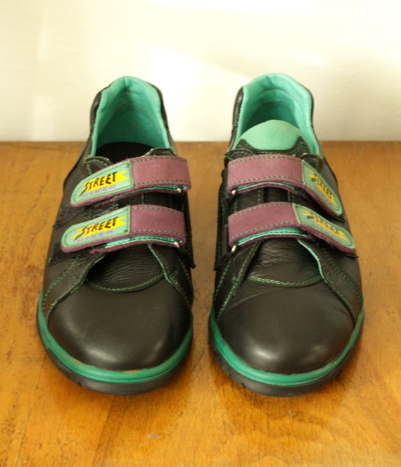 Leather Shoes~Vintage Sport Shoes~ - image 3
