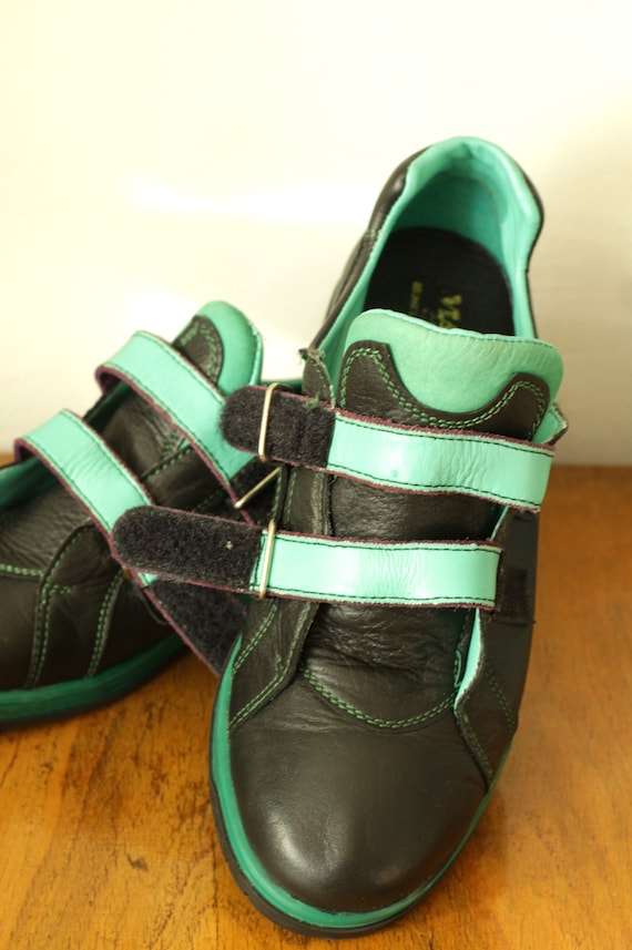 Leather Shoes~Vintage Sport Shoes~ - image 7