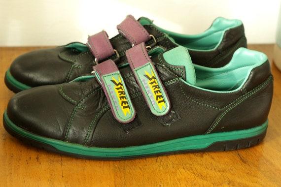 Leather Shoes~Vintage Sport Shoes~ - image 4