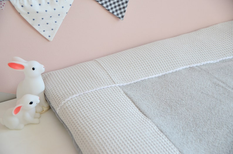 75x85 cm Baby´s Only Wickelauflagenbezug 75 x 85 cm Cable baby rosa